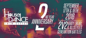 House of Dance Twin Cities 2 Year Anniversary