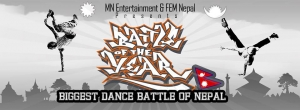 Battle of the Year Nepal 2016