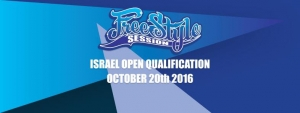 Freestyle Session Israel 2016