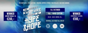 The Kulture of Hype&Hope 1&2 October | WIND edition