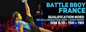 Qualification Nord BBoy France