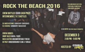 Rock The Beach 2016 | Crew Battle for $500