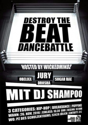 Destroy the Beat