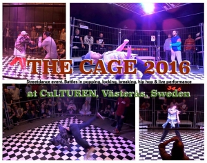 The Cage 2016 - Streetdance Event