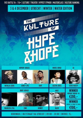 The Kulture of Hype&Hope