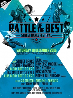 Battle Of The Best 2016
