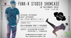 Funk-R Studio Showcase