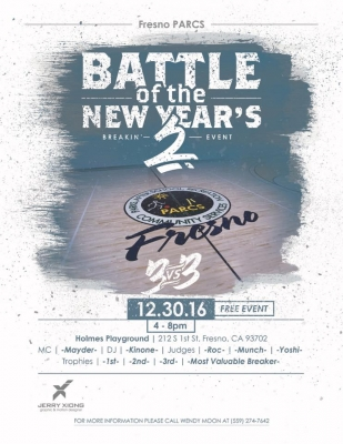 Battle of the New Year's 2