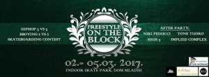 Freestyle On The Block VOL.4