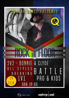 Rock the Floor Battle