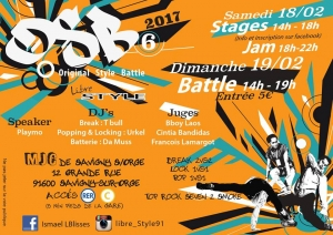 W-E Stages Jam 2017