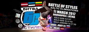 Battle of Styles preselection 2017