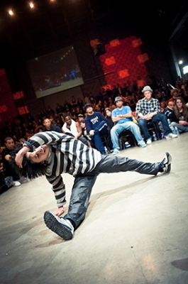 Battle Stand Opsession + Red Bull BC One Nantes Cypher