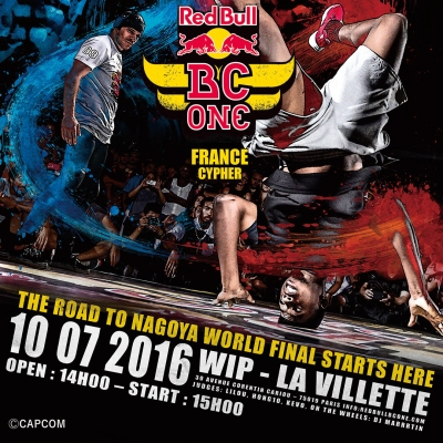 RED BULL BC ONE CAMP