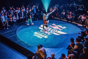 Red Bull BC One Belgium Cypher 2017