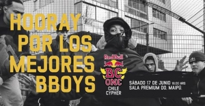 Red Bull BC One Chile Cypher 2017