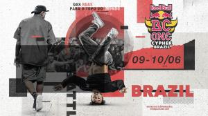 Red Bull BC One Brazil Cypher 2018