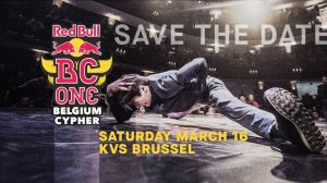 Red Bull BC One Belgium Cypher 2019