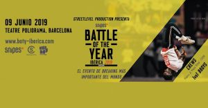 Snipes Battle Of The Year Iberica 2019