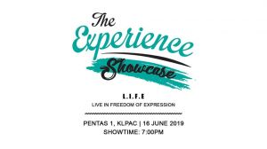 The Experience Showcase 2019