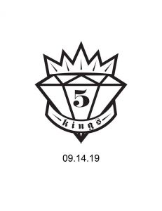 5 Kings Breaking Competition 2019