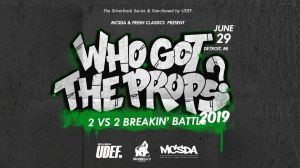 Who Got The Props 2019