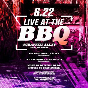 Live at the BBQ 2019