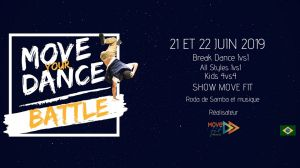 MOVE YOUR DANCE 2019