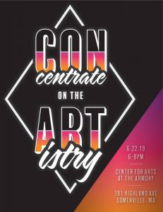 CONcentrate On The ARTistry 2019