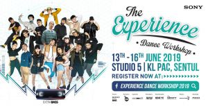 Experience Dance Workshop 2019