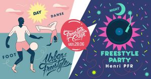 Freestyle Party by la Freestyle Cup 2019
