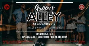 Groove ALLEY 2019