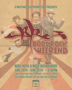 Body Rock Dance Competition 2019