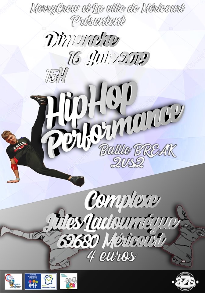 Hip-Hop Performance 2019 poster