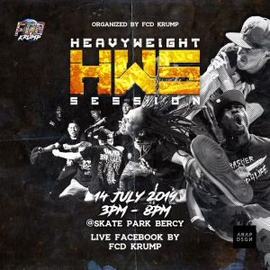 HEAVYWEIGHT SESSION 2019