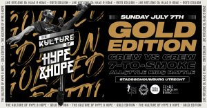 The Kulture of Hype&Hope | GOLD edition  2019