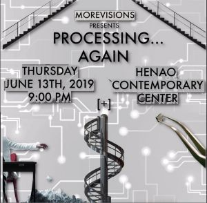 MoreVisions presents Processing Again 2019