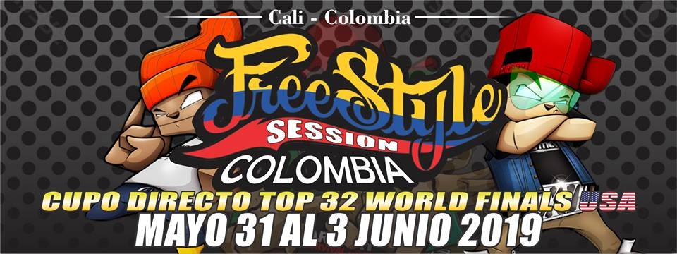 Freestyle session colombia FSSC 2019 poster