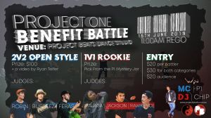 Project One Benefit Battle 2019