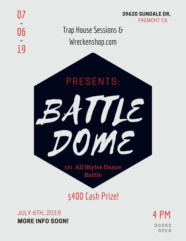 Battle Dome  2019 poster