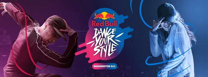 Red Bull Dance Your Style - Washington, D.C. 2019 poster