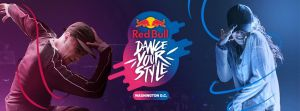Red Bull Dance Your Style - Washington, D.C. 2019