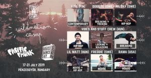 Wildnation Camp + Pacific Phunk 2019