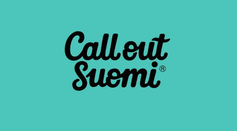 Call out Suomi - Autumn Edition 2019 poster