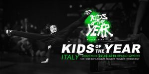 Kids of the Year Italy 2019