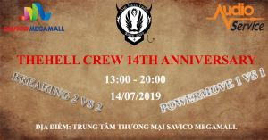 Thehell Crew 14th Anniversary 2019