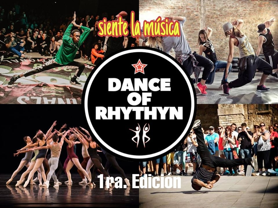 DANCE OF RHYTHYM 2019 poster