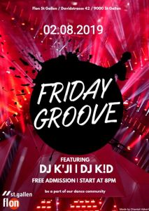 Friday Groove 2019
