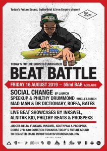 TFS ADL Beat Battle and Live Showcase  2019