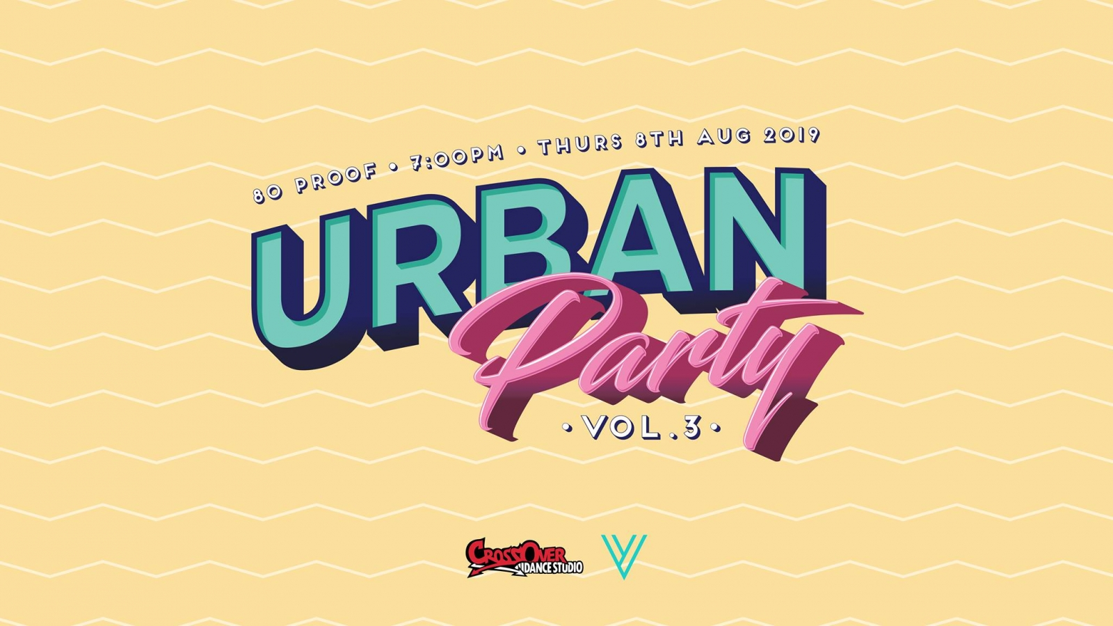 Urban Party 2019 poster